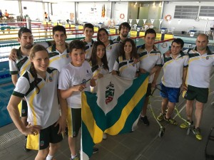 Foto CN Alcobendas bandera